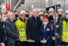 В Москве открыли метро «Народное ополчение» и «Мневники» Большой кольцевой линии